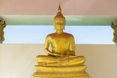 Buddha in Nakhonsawan, Tailandia Fotografia Stock Libera da Diritti