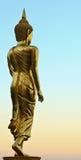 Buddha in Nan Province, Thailand. Buddha statue in Nan province of Thailand Royalty Free Stock Image