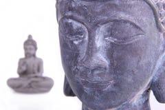 Buddha nastrój Zdjęcia Stock