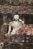 Buddha nel regno antico Fotografie Stock