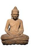 Buddha nella meditazione Fotografia Stock Libera da Diritti