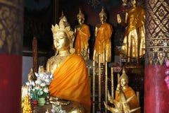 Buddha nello stile cinese Immagine Stock