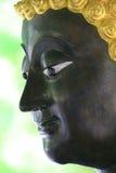 Buddha nero Immagini Stock
