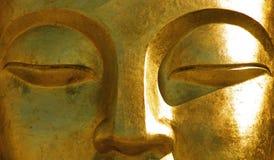 buddha oczy Obraz Royalty Free
