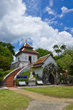 buddha odcisk stopy władyka Obrazy Royalty Free