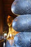 Buddha odcisk stopy w Tajlandia 001 Obrazy Royalty Free