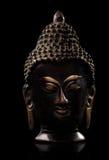 Buddha odosobniona statua Zdjęcie Royalty Free