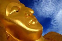 buddha oko Fotografia Royalty Free