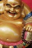 buddha ono uśmiecha się Zdjęcia Stock