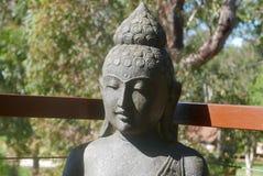 Buddha ono uśmiecha się Obraz Stock