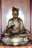 Buddha oscuro maravilloso Fotografía de archivo libre de regalías