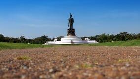 Buddha på Buddhamontol Royaltyfri Foto
