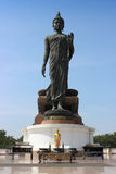 Buddha på Buddhamontol Royaltyfria Foton