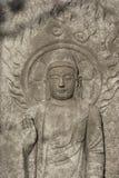 Buddha pacífico Imágenes de archivo libres de regalías
