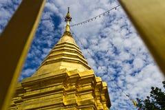 Buddha Pagoda Stock Image