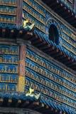 Buddha pagoda Royalty Free Stock Image
