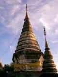 Buddha-Pagode in Thailand, Asien 3 Lizenzfreies Stockfoto