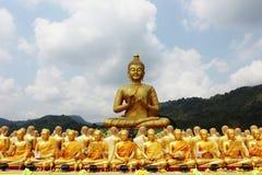 Buddha park Obraz Stock