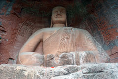 Buddha in park Stock Images