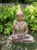 Buddha in the park Royalty Free Stock Image