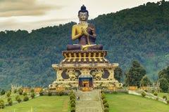 Buddha park, Rabangla, Sikkim obrazy royalty free