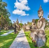 Buddha park, Vientiane, Laos Royalty Free Stock Photography
