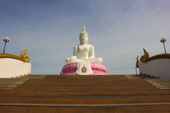 Buddha pasak religion lopburi thailand Stock Photography