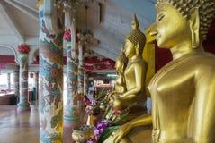 Buddha. Pay to buddha statue on beautiful sunshine day and Commemorate the Buddha's teachings Stock Photography