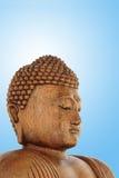 Buddha Peace stock image