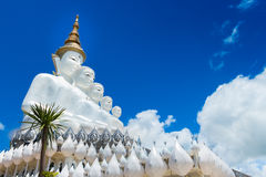 The Buddha in Phasornkaew temple, Thailand Stock Photos