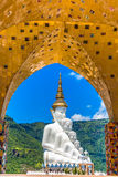 The Buddha in Phasornkaew temple, Thailand Stock Images