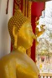 Beside of Buddha ,Phichit Thailand. Beside of Buddha at WatPhraPhuttabatKhaoRuak,Phichit Thailand Stock Photography