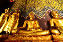 Buddha in Phitsanulok Royalty Free Stock Images