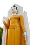 Buddha. Phitsanulok / Thailand - March 11 : People come to pray and to see the beautiful views Royalty Free Stock Photo