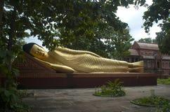 Buddha. Phnom Pros. Kompong Cham. Cambodia Royalty Free Stock Photography