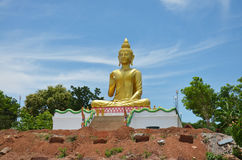 Buddha at  Phu Lan Kha National Park Chaiyaphum Thailand Stock Photos