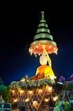 buddha piaskowiec Zdjęcia Royalty Free