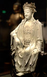 buddha porslin arkivfoton