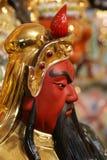 buddha porslindiagram Royaltyfria Bilder