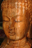 Buddha portrait royalty free stock images