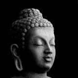 Buddha portrait Stock Image