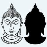 Buddha portrait Royalty Free Stock Photo