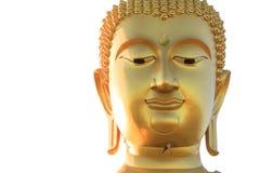 Buddha portrait isolated Stock Image