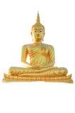 Buddha portrait isolated Stock Photography