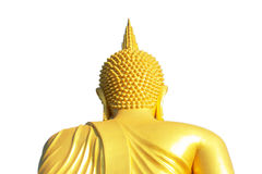 Buddha portrait isolated Royalty Free Stock Photography