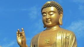 Buddha. The portrait of  Buddha statue Stock Image