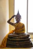 Buddha postura Zdjęcie Stock