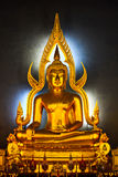 Buddha praphuthashinarath statue,thailand Stock Photo