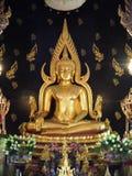 Buddha principal de Wat Buddha Bucha Fotografía de archivo libre de regalías