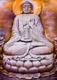 Buddha Profile Stock Images